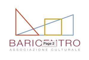 logo baricentro